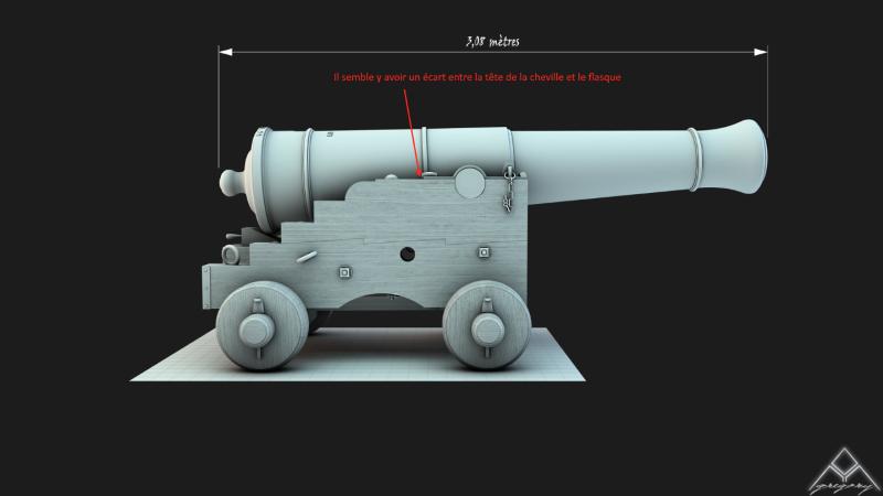 Canons pour le vaisseau de 74 canons - Page 2 65186610