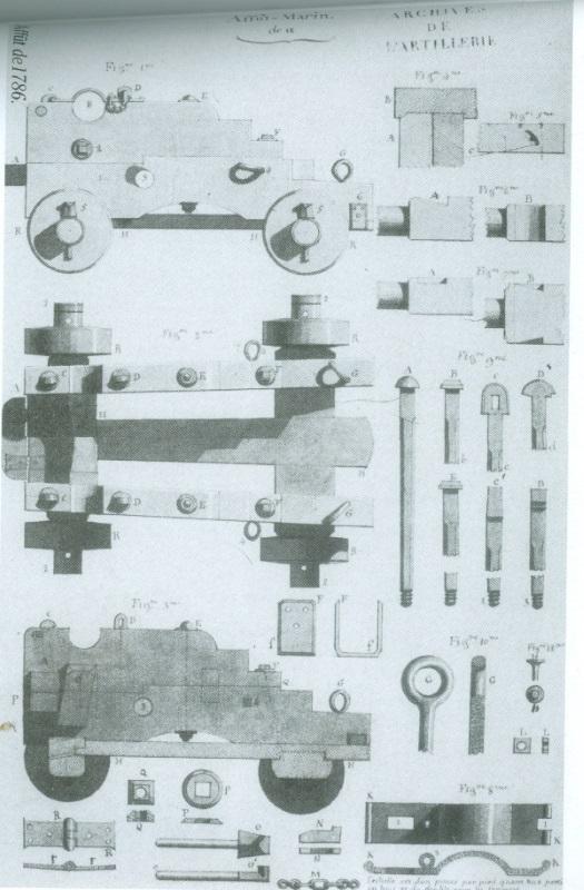 Canons pour le vaisseau de 74 canons - Page 2 Numyri10