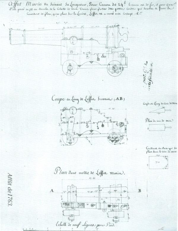 Canons pour le vaisseau de 74 canons - Page 2 Numyri11