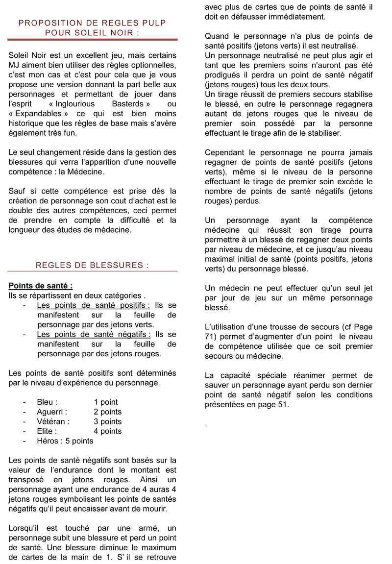 la compétence premier secours Propos11