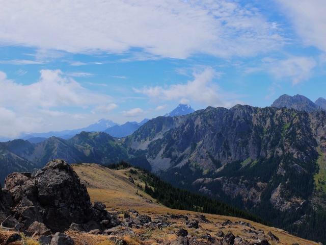 Hiking with Dogs: Mt. Townsend, Olympic Peninsula, WA Dscf0816