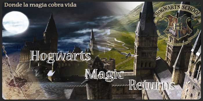 Hogwarts Magic Returns (La Magia Continúa) Cabece11