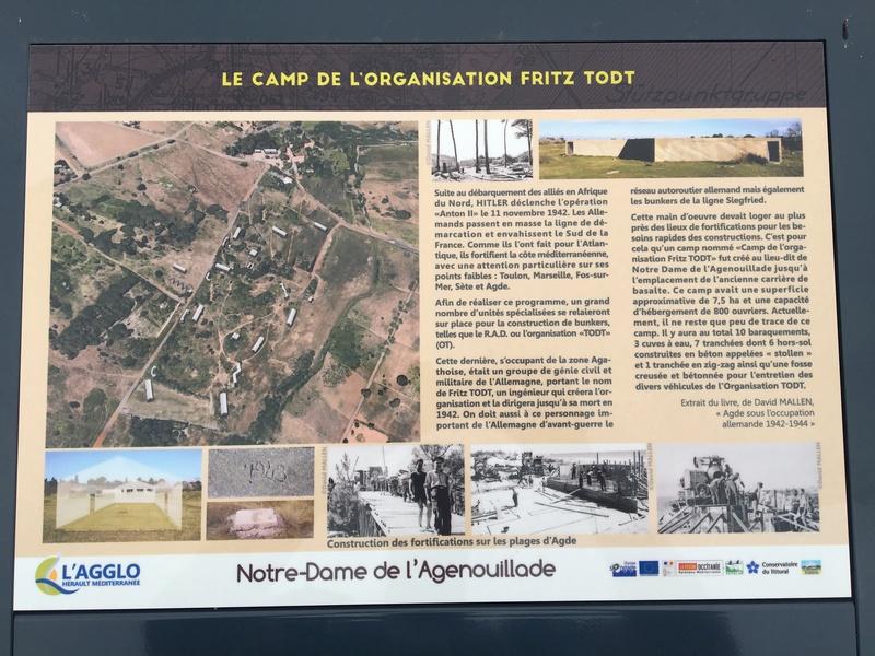 Camp de la Todt, tranchées couvertes (Agde, 34) Img_4410