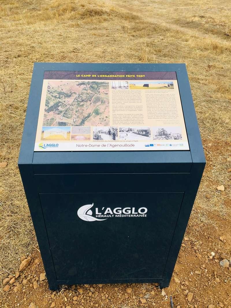 Camp de la Todt, tranchées couvertes (Agde, 34) Img_4412