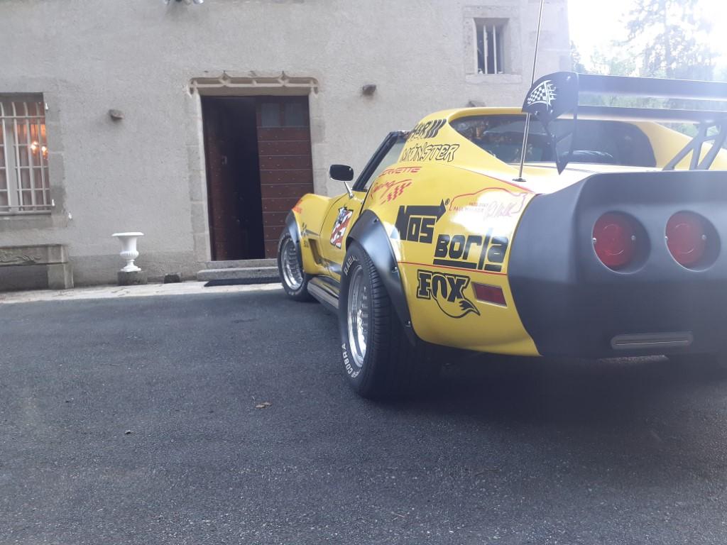 """Projet """"Spirit of Le Mans"""" par le Flying Bougnat Racing Team (FBRT) 20200510"""