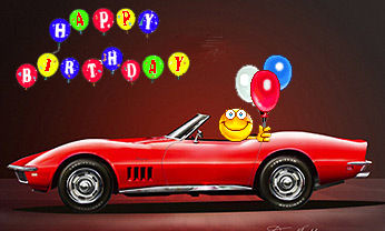 Happy Birthday Papy Thumper 5yr11