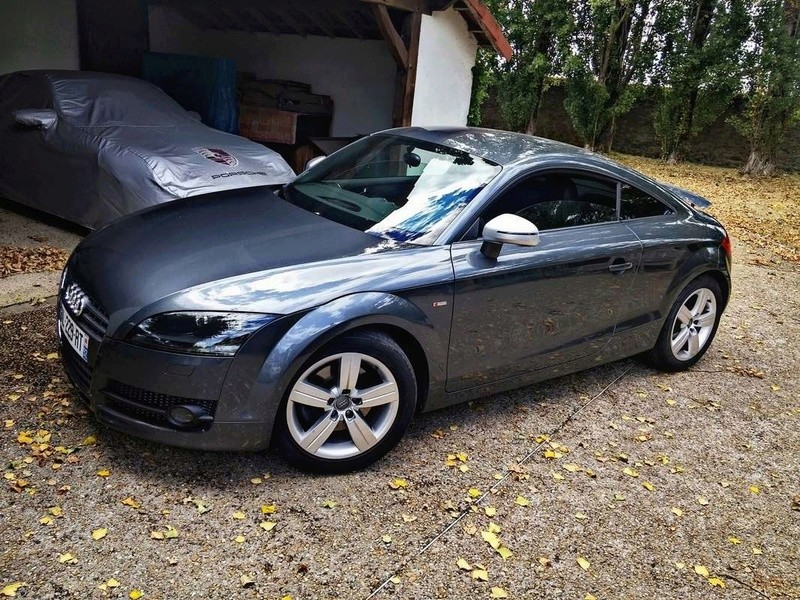 Ma nouvelle 2.0 tfsi Gris dauphin - Page 2 20662610