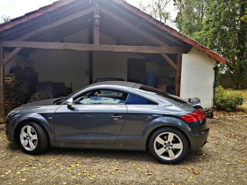 Ma nouvelle 2.0 tfsi Gris dauphin - Page 2 20677110