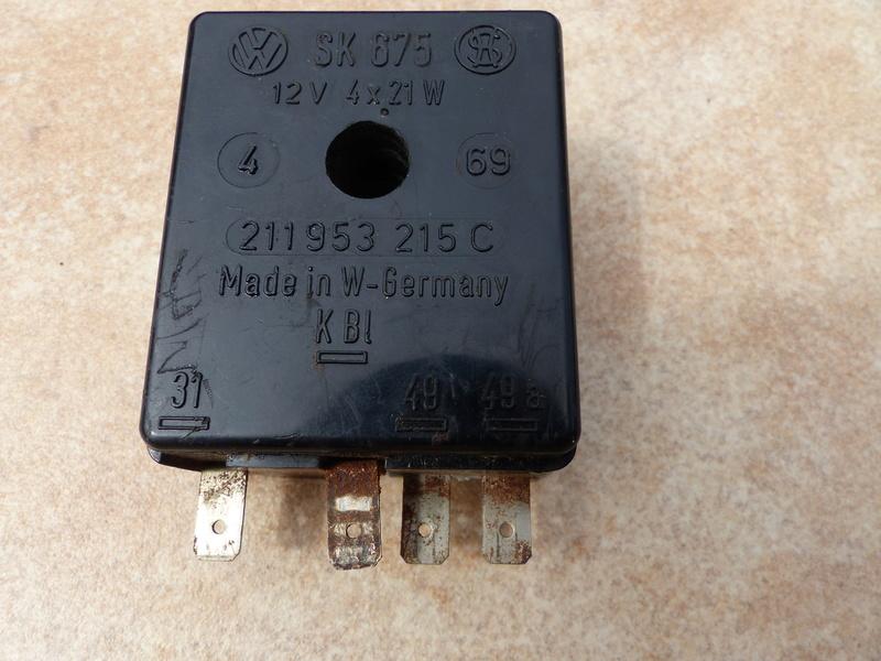 relais clignotant P1020314