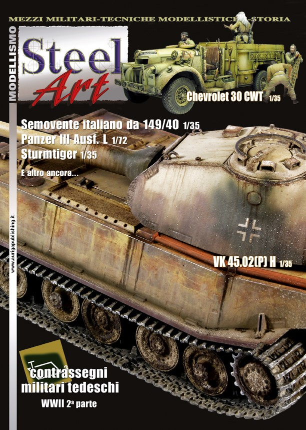 Libri&News letterarie di Mezzi Militari  - Pagina 2 Steel_10