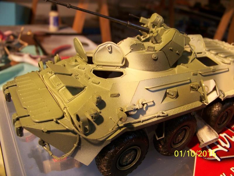 BTr 80 apc de Trumpeter au 1/35 - Page 2 100_3723