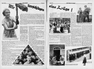 Informer sous le nazisme : deux historiens allemands accusent AP Origin15
