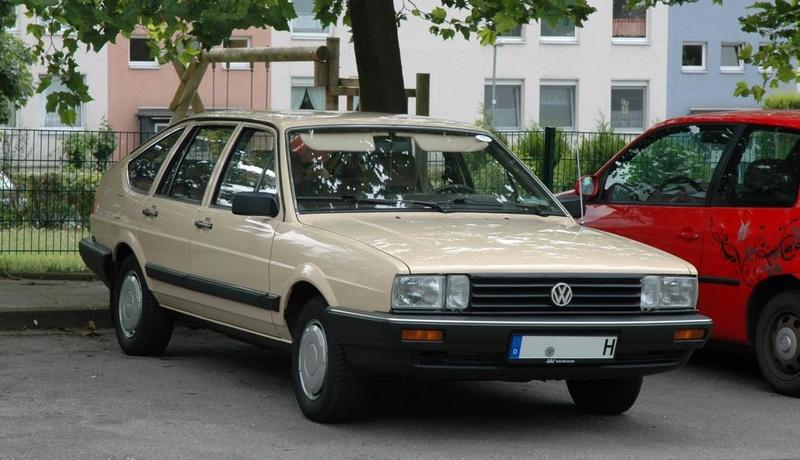 Schnappgeschoßen: VW Passat Pas111