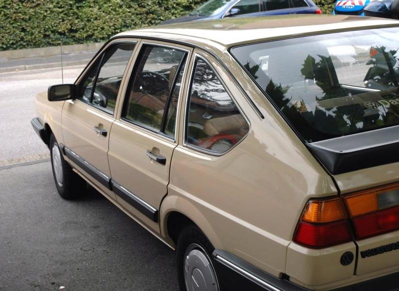 Schnappgeschoßen: VW Passat Pas210