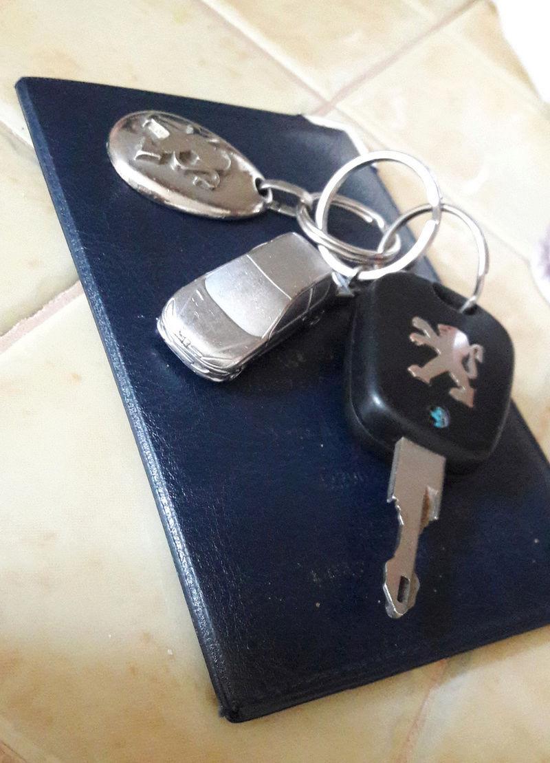 Présentation de ma Peugeot 206 X-Line Pack Clim  411
