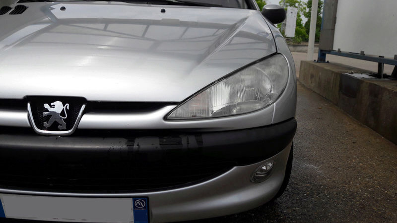 Présentation de ma Peugeot 206 X-Line Pack Clim  611