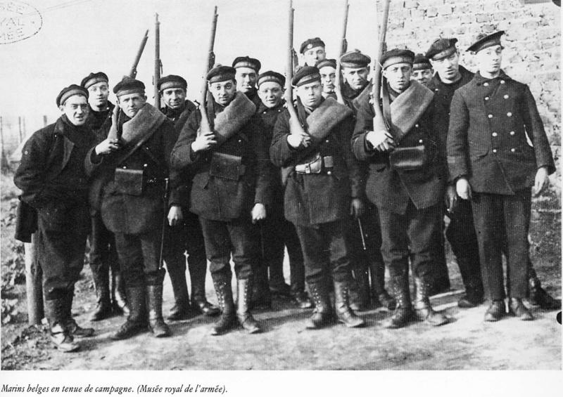 Fusiliers marins ou infanterie de marine ? - Page 7 Marins10
