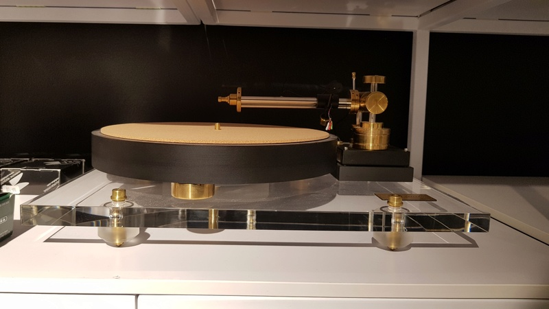 Pre-Audio ASP1501N Turntable with liner tracking tonearm 20170712
