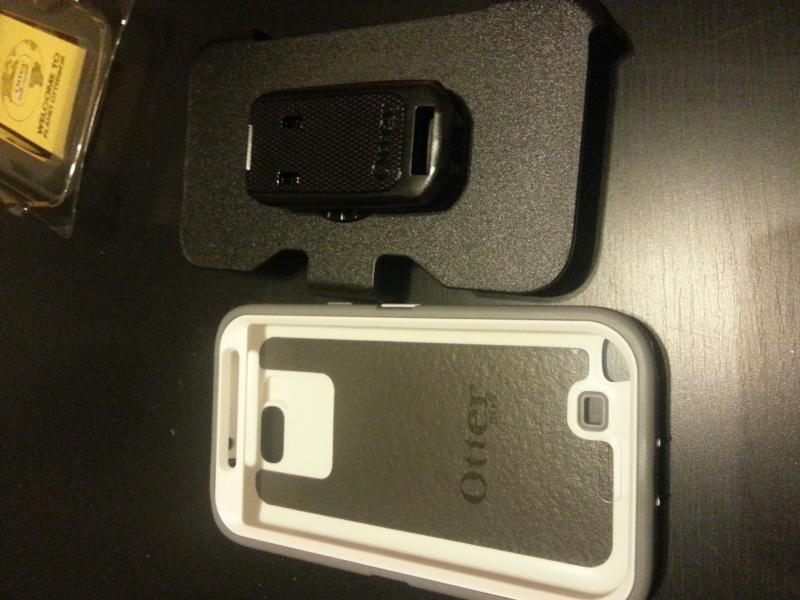 [ACCESSOIRE] Test housse OTTERBOX Defender Series pour Samsung Galaxy Note 2  20121212
