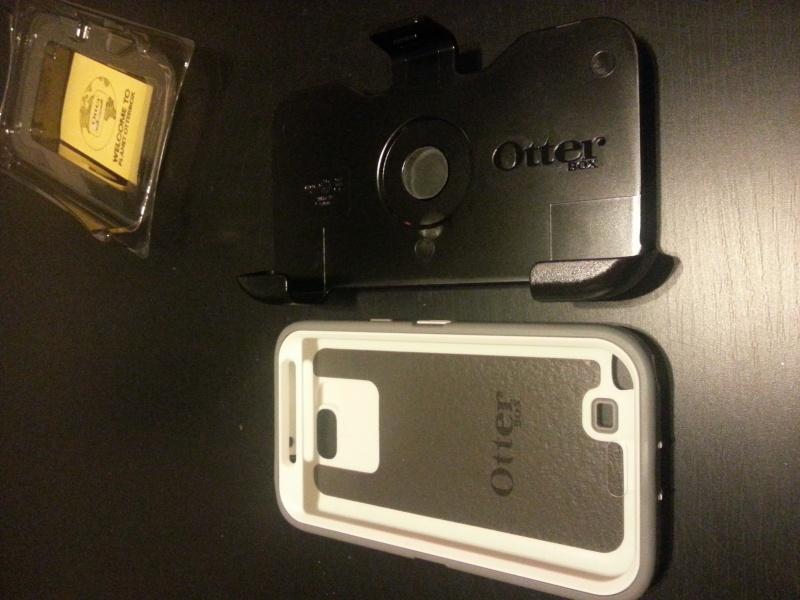 [ACCESSOIRE] Test housse OTTERBOX Defender Series pour Samsung Galaxy Note 2  20121213