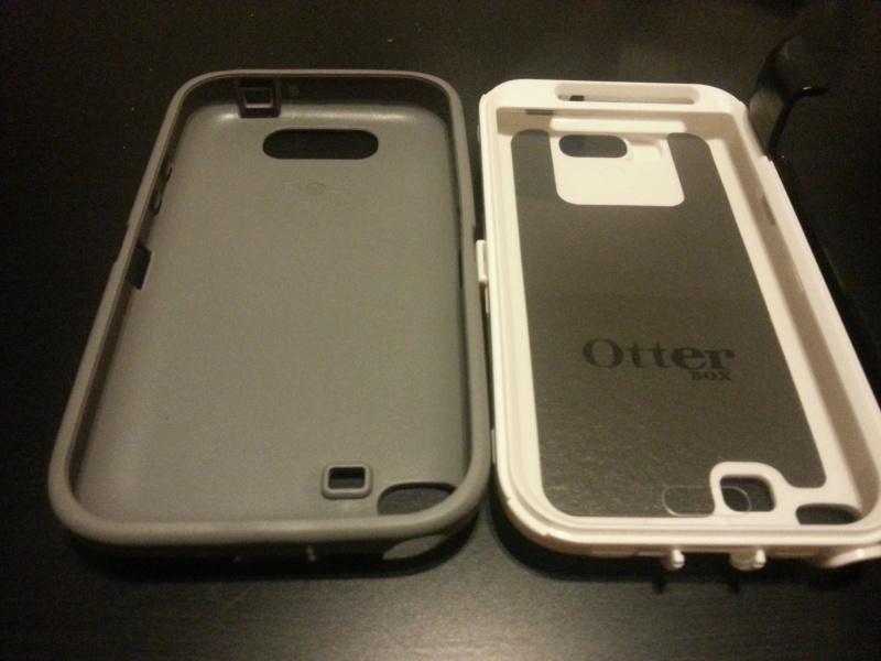 [ACCESSOIRE] Test housse OTTERBOX Defender Series pour Samsung Galaxy Note 2  20121214