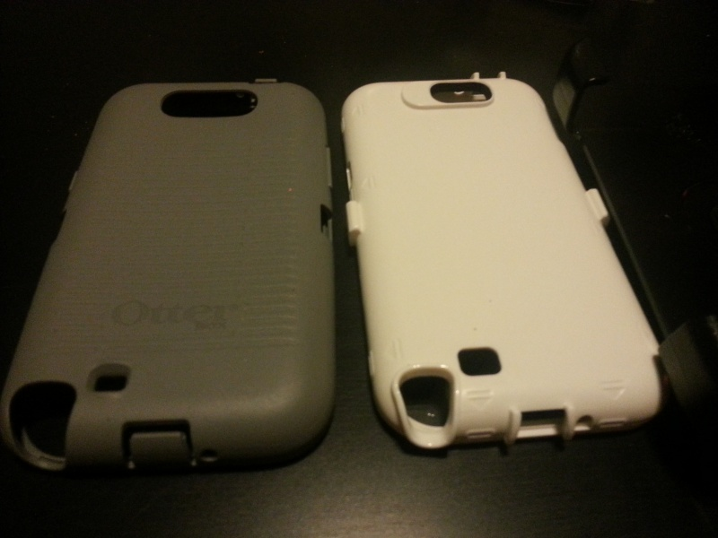 [ACCESSOIRE] Test housse OTTERBOX Defender Series pour Samsung Galaxy Note 2  20121215