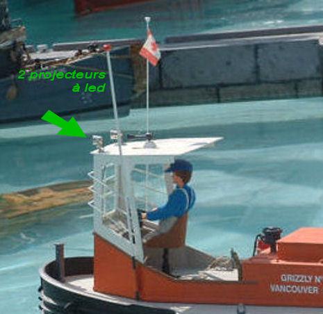 Un boomboat tout rouillé - Page 2 Proj10