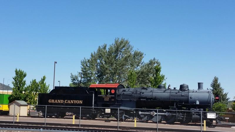 L'ouest américain et disneyland Anaheim - juillet 2017 (Trip fini) - Page 3 Train10