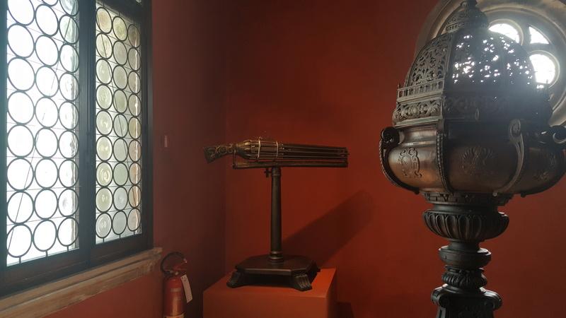 L'armurerie du palais des Doges de Venise 20170335