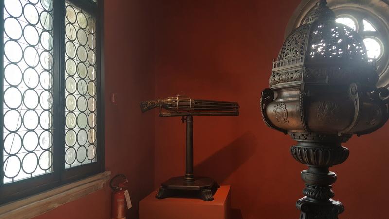 L'armurerie du palais des Doges de Venise 20170338