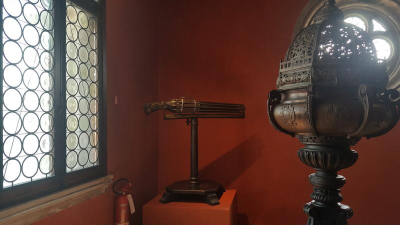 L'armurerie du palais des Doges de Venise 20170340