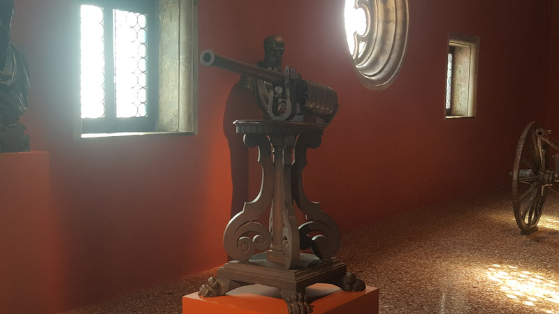 L'armurerie du palais des Doges de Venise 20170345