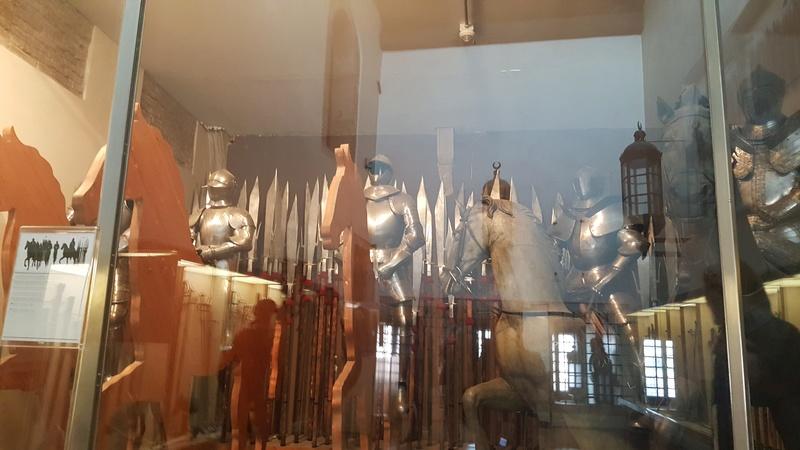 L'armurerie du palais des Doges de Venise 20170350