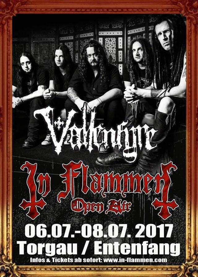 In Flammen Open Air - Torgau (D) July 08 - 2017  Flamme10