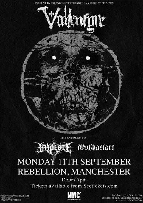 Rebellion - Manchester (UK) September 11 - 2017  Manche10