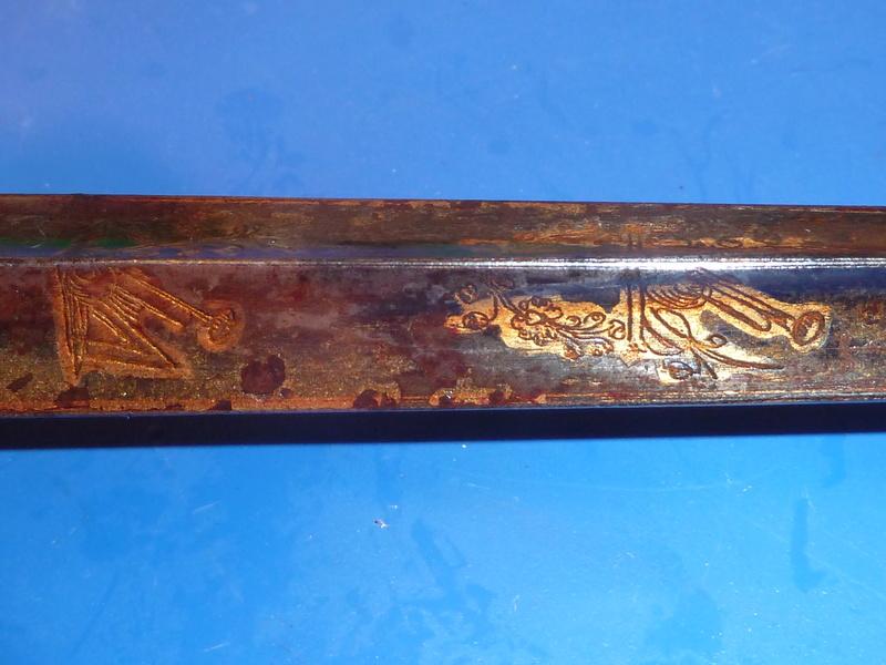 Une épée étonnante P1180310