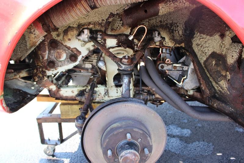 Giulia Spider 1600 . nouveau projet 17082012
