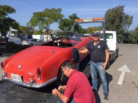 Giulia Spider 1600 . nouveau projet - Page 2 22093610