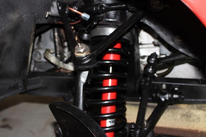 Giulia Spider 1600 . nouveau projet 31-08-10