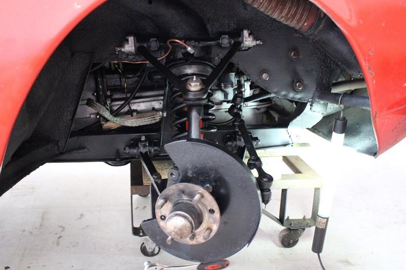 Giulia Spider 1600 . nouveau projet 31-08-14