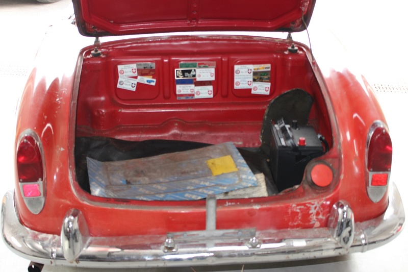 Giulia Spider 1600 . nouveau projet Img_2119
