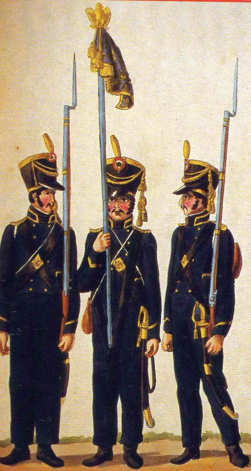 marins de la Garde Fanion10