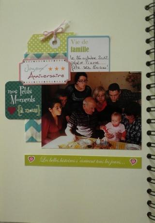 """*FAMILY DIARY 2012"""" de Ckarine * MAJ 29/09/13  I12"""