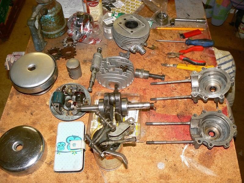 Restauration d'une Mobylette AV 87 P1250010
