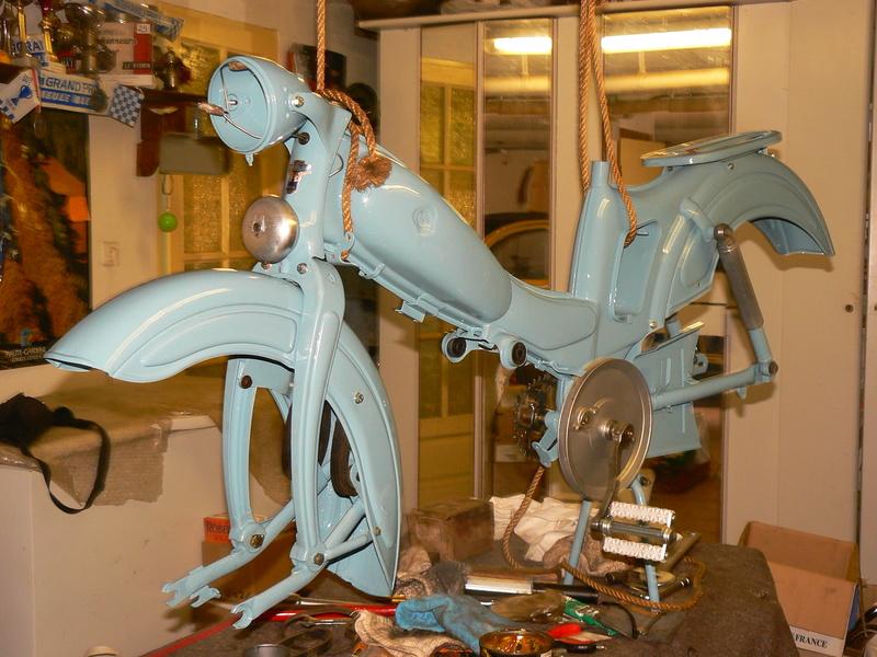 Restauration d'une Mobylette AV 87 P1250110