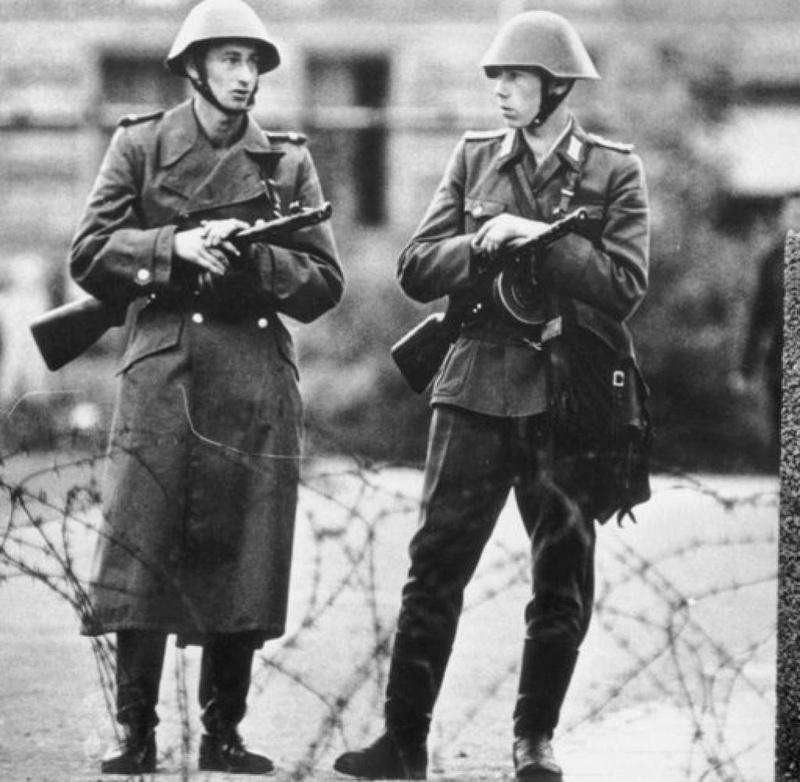 13 août 1961 Mauer-10