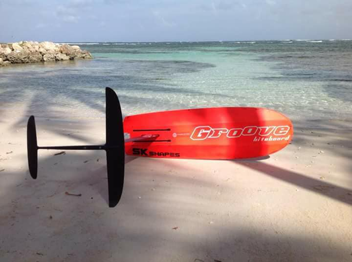 [Vendu]Spotz Shark Neuf et board Groove 21728110