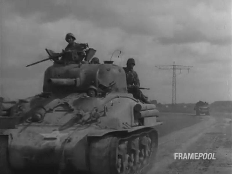 identification Sherman d' Artillerie M4a1_711