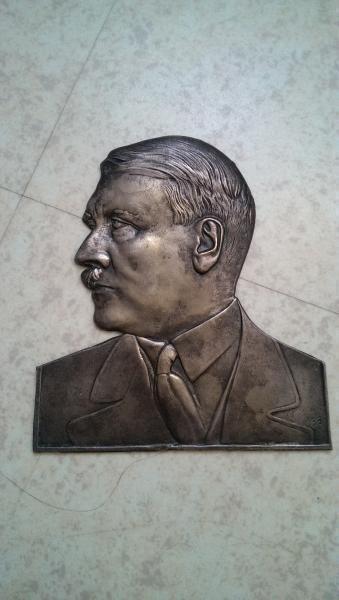 Plaque Hitler 41049010