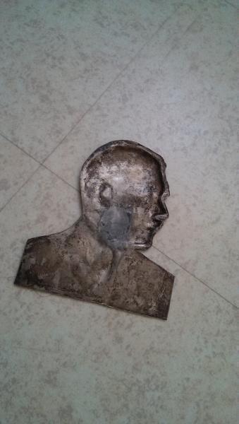 Plaque Hitler 41049011